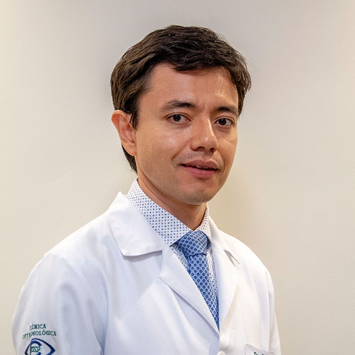 Dr. Reinaldo Fujita - Oftalmologista Oftalmocentro